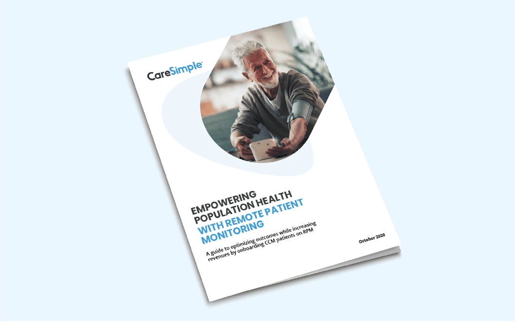New White Paper — Empowering Population Health With Remote Patient Monitoring