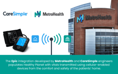 The MetroHealth System Integrates CareSimple and Epic to Launch its  Red Carpet Care Remote Patient Monitoring Program