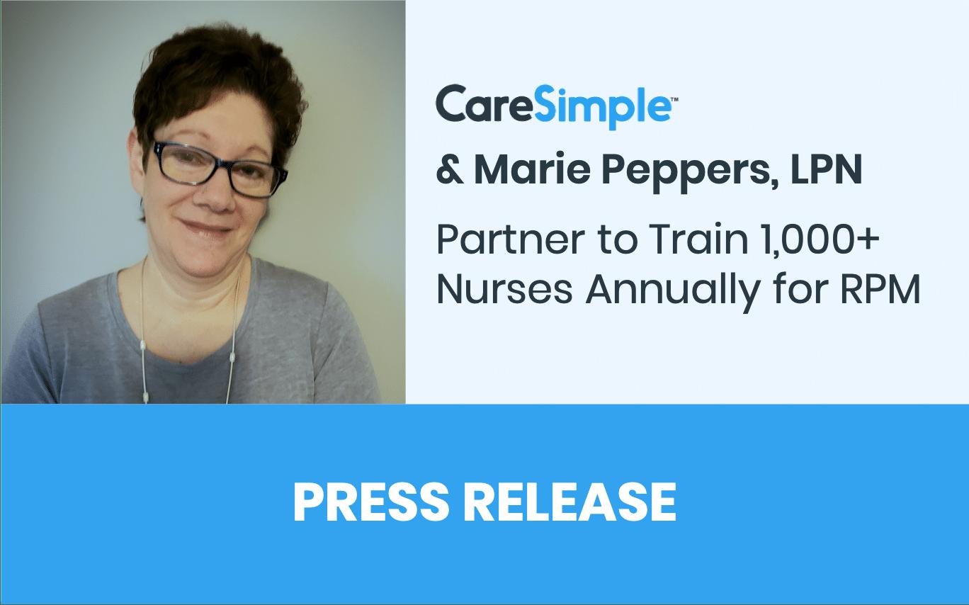 CareSimple Press Release